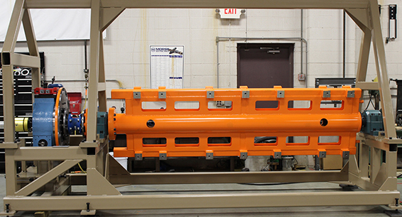 Manufacturing Applications for Automated Custom Heavy Duty Multi-Axis Positioning Systems