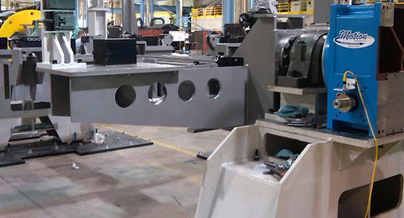 Multi-Axis Welding Positioner